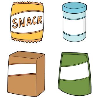 Satz von snack