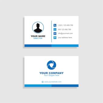 Saubere businesskarte