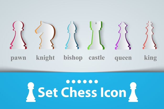 Schach-symbole