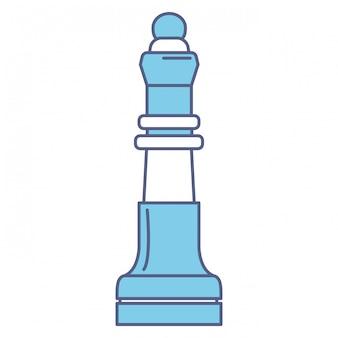 Schachfigurensymbol