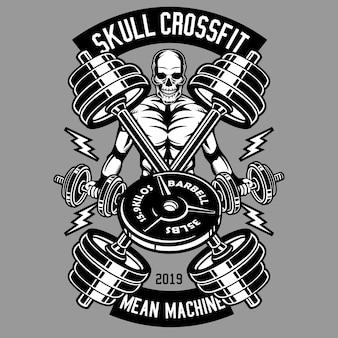 Schädel crossfit