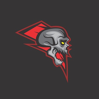 Schädel-logo