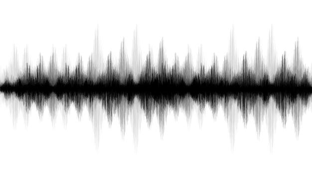 Schallwellendiagramm