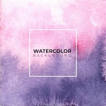 Schattierungen von lila und rosa aquarellhintergrund