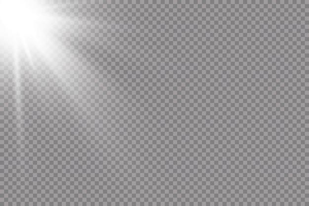 Scheinwerfer. lichteffekt