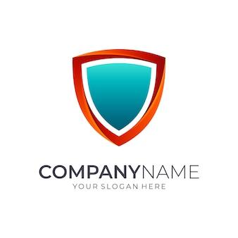 Schild-logo-vorlage