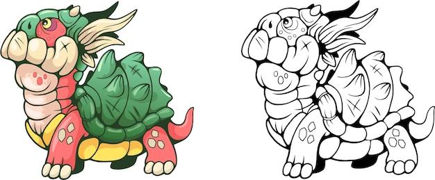 Schildkröten-drache