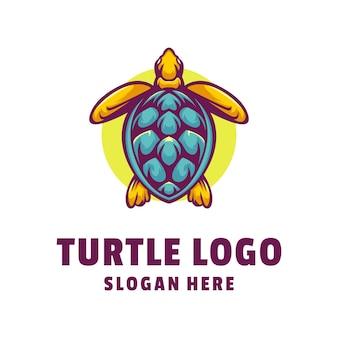 Schildkröten-logo-design
