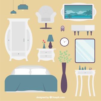 Schlafzimmer elemente