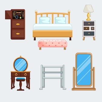 Schlafzimmer möbel set