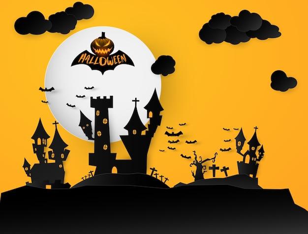 Schloss halloween