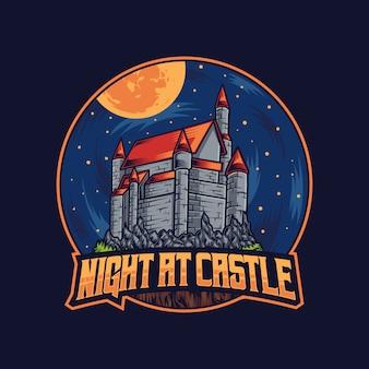 Schloss illustration