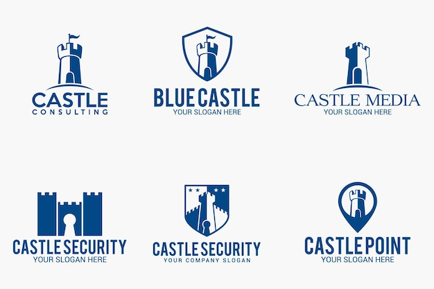 Schloss-logo-design