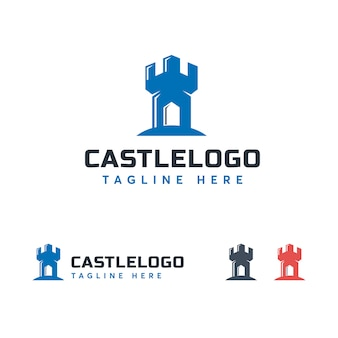 Schloss logo vorlage