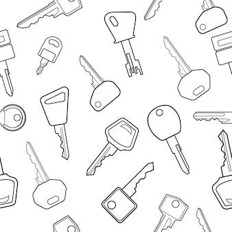 Schlüsselmuster