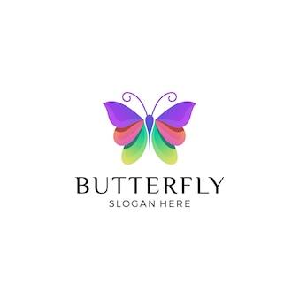 Schmetterlingsfarbe
