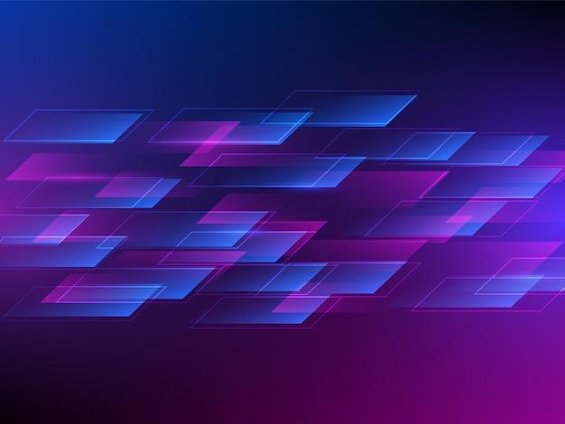Schnelle geschwindigkeit. hi-tech. abstrakter technologiehintergrund.