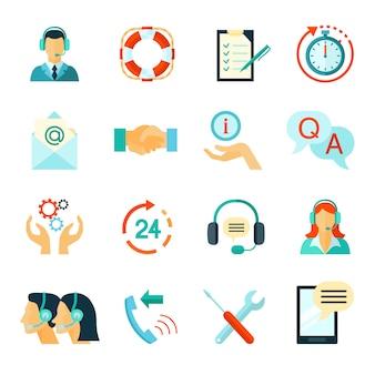 Schnelle kundenunterstützung und technische unterstützung i