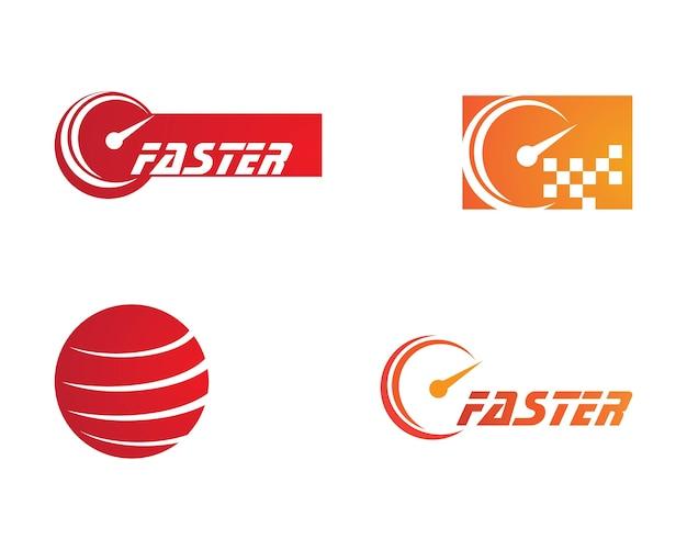 Schnellere logo vorlage