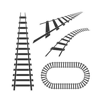 Schnellzug-symbol-vektor-illustration-design-vorlage