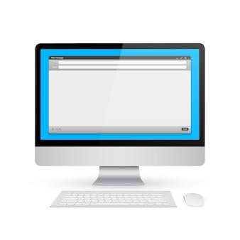 Schnittstelle für e-mail-nachrichten mit web-panel zum senden von formularen.
