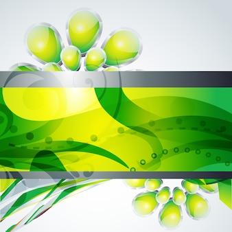 Schöne glänzende vektor eps10 design kunst