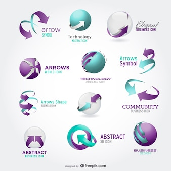 Schöne icon-design vektor-material
