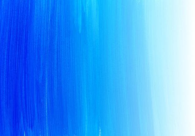Schöner blauer aquarellbeschaffenheitshintergrund