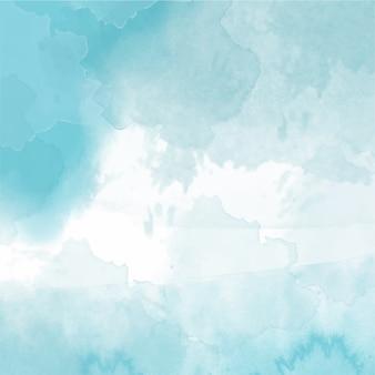 Schöner handgemalter Aquarellhintergrund