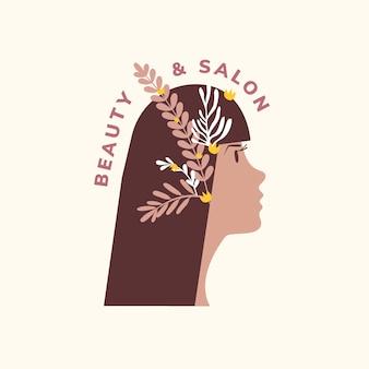 Schönheits- und Friseursalonikone