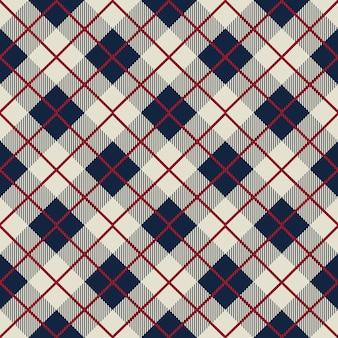 Schottland karomuster