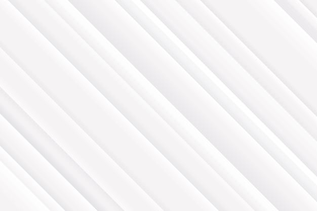 Schräge linien weißer eleganter hintergrund