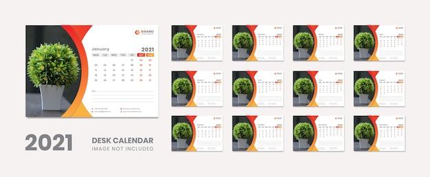 Schreibtischkalender neues jahr