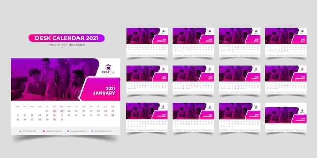 Schreibtischkalender