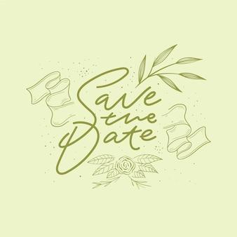Schriftstil speichern sie das datum