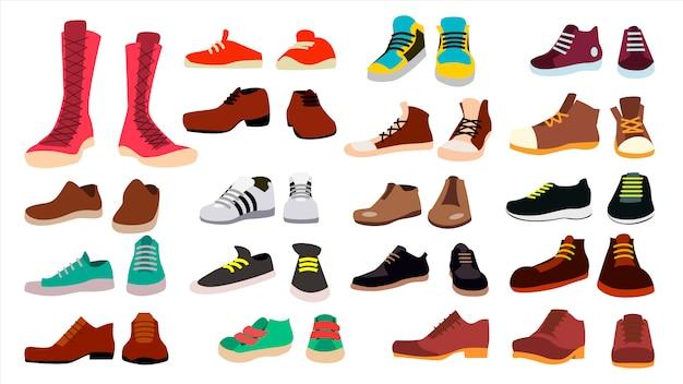 Schuhset