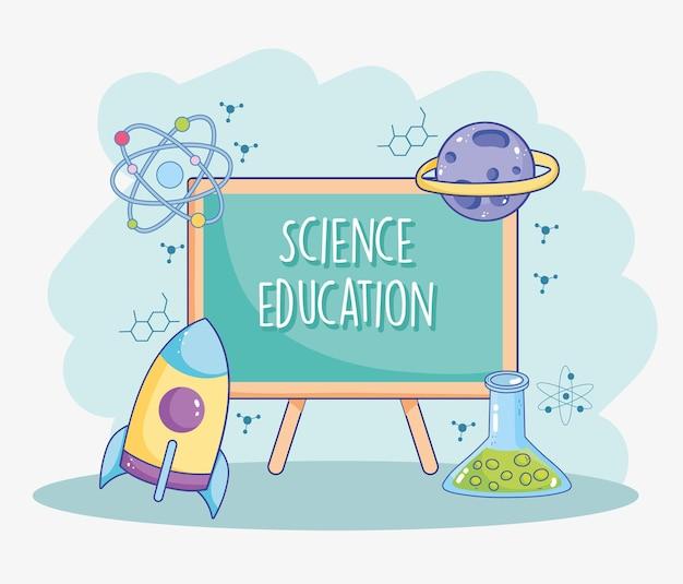 Schule für naturwissenschaftlichen unterricht