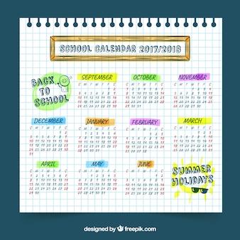 Schulkalender