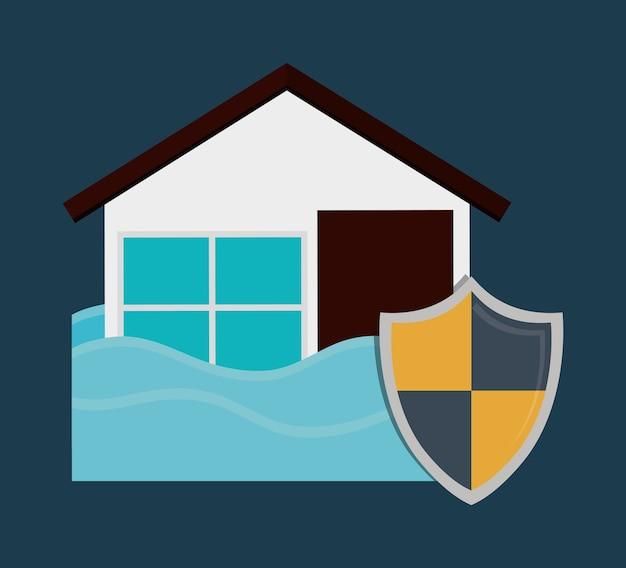 Schutz und versicherung