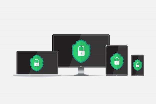 Schutz vor hackern