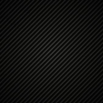 Schwarz mit diagonalen linien hintergrund-design