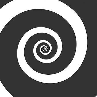 Schwarz whirlpool-hintergrund