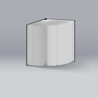 Schwarzbuch geöffnet