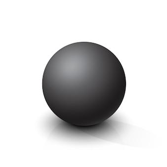 Schwarze kugel