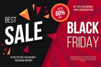 Schwarzer Freitag-Verkaufs-Hintergrund
