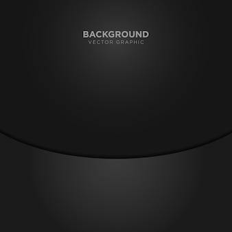 Schwarzer hintergrund design