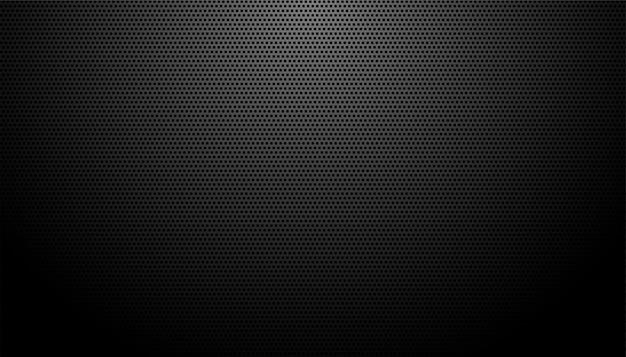 Schwarzer kohlefasertexturhintergrund
