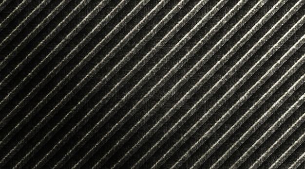 Schwarzer stärkerer silberner metall- und stahlhintergrund, moderne art.
