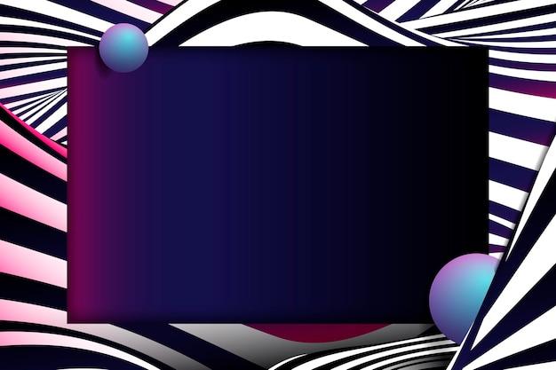 Schwarzes abstraktes hintergrunddesign