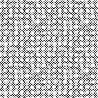 Schwarzes farbnahtloses muster mit rauten
